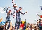 Sardīnijas WRC rallijā uzvar Noivils, Ožjē saņem nosacītu sodu