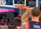 Video: Timma asistē ACB līgas pusfinālu topā