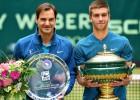 Horvātu diena finālos: Čoričs uzvar Federeru, Čiličs pieveic Džokoviču