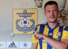 """""""Ventspils"""" aizsardzību papildina Jagodinskis, komandu atstāj divi leģionāri"""