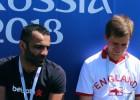 """Video: """"Gols! Uj, Štanga!"""": Zaurs cer uz Krievijas uzvaru pendelēs pār Spāniju"""