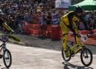 Fantastiskā finišā Strazdiņš triumfē Latvijas BMX čempionātā