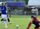 """""""Everton"""" pārbaudes spēlē uzvar ar 22:0, Bufonam nepatīkama debija PSG"""