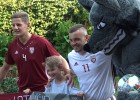 """Video: Gorkšs: """"Vilks - simbols ar kuru gribam identificēt Latvijas futbolu"""""""