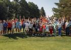 Latvijas golfs svin 20 gadu jubileju