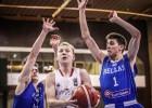 Latvijas U16 izlase piekāpjas Grieķijai un spēlēs par septīto vietu Eiropā