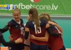 Video: Eiropas čempionāta kvalifikācijas turnīra vasaras ciklu Latvijas sieviešu izlase noslēdz bez uzvarām