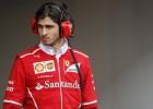 """""""Ferrari"""" par Raikonena komandas biedru varētu norīkot Džiovinaci"""