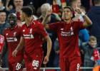 """""""Liverpool"""" kompensācijas laikā izrauj uzvaru pār PSG"""