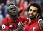 """Neapturamā """"Liverpool"""" turpina uzvaru sēriju, MU klūp savā laukumā"""