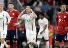 """Mario Geces jaunākais brālis atņem """"Bayern"""" pirmos punktus"""
