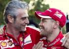 """""""Ferrari"""" boss: """"Fetels ir kā Šūmahers, agri vai vēlu viņš atkal būs čempions"""""""