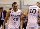 """Blūmam divi tālmetieni, """"Kalev/Cramo"""" +30 pret """"Parma"""", sagraujot VEF izredzes"""