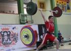 Svarcēlājam Griščenko 11.vieta Eiropas čempionātā junioriem