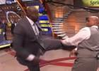 """Video: """"Shaqtin' A Fool"""" topā iekļūst arī Džeimss"""