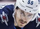 """Otro nedēļu pēc kārtas NHL pirmās zvaigznes godu izpelnās """"Jets"""" hokejists"""