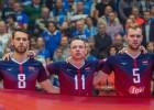 Latvijas volejbolistiem 0:3 Igaunijā un trešā sakāve EČ kvalifikācijā