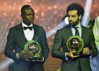 Salāhs apsteidz komandas biedru un atkal tiek atzīts par Āfrikas gada futbolistu