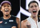 """Osakas un Kvitovas cīņa par """"Australian Open"""" titulu un ranga pirmo pozīciju"""