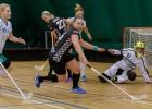 Igaunijas futbola zvaigznes Klavana māsas spēlēs florbola izlasē