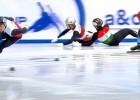 Olimpiskais čempions salauž roku sadursmē ar Latvijas šorttrekistu Bērziņu