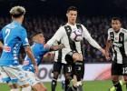 """""""Juventus"""" divu noraidījumu mačā ar izbīli nosargā uzvaru pār """"Napoli"""""""