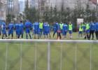 Pēc uzbrukuma tiesnesim Albānijas čempionāta komandu pazemina uz trešo līgu