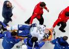 """Nazarovs: """"Hokejs var pārvērsties par ātrās palīdzības auto sacīkstēm"""""""