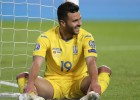 UEFA sāk izmeklēšanu par Ukrainas izlasē spēlējošu brazīlieti