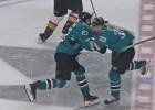 "Video: NHL jocīgākajos momentos arī ""haizivju"" sadursme"