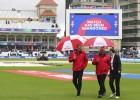 Jaunzēlandes un Indijas cīņa izpaliek, kriketa PK kārtējā atceltā spēle