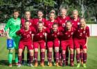Sieviešu izlase Baltijas kausu sāk ar pārliecinošu uzvaru pret Igauniju