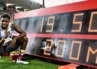 Lailzs Dimanta līgā uzrāda izcilu rezultātu 200 metru sprintā