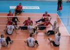 Birzuļa trenētā sēdvolejbola izlase izcīna septīto vietu Eiropas čempionātā
