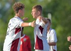 """Latvijas U16 komandām uzvaras pār norvēģu """"Valerenga"""" un Berlīnes """"Hertha"""""""