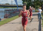Latvijas labākie triatlonisti apņēmības pilni turpināt trenēties un uzlabot rezultātus
