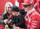 Raikonena dēls uzsāks autosportista karjeru