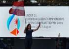 Burātājai Ēlertei desmitā vieta Eiropas U21 čempionātā
