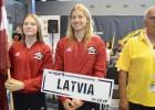 Boksere Marčenko ar uzvaru sāk Eiropas jaunatnes čempionātu