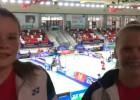 Latvijas sportisti Eiropas U17 čempionātu badmintonā noslēdz ar vienu uzvaru