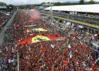 Leģendārais Moncas F1 posms tiek glābts