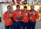 """""""Riga Open"""" kērlinga turnīrā šogad uzvar Krievijas komanda"""