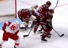 Video: KHL pirmās nedēļas atvairījumu topā Gudļevskis aptur Karsumu