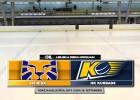 Video: Optibet hokeja līga: Rīga - Kurbads. Spēles ieraksts