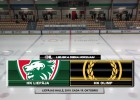 Video: Optibet hokeja līga: Liepāja - Olimp. Spēles ieraksts