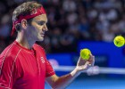 Federers grauj 1500. mačā, Dimitrovs svin 300. uzvaru