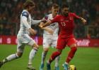 Turcija iegūst vajadzīgo punktu, nodrošinot piekto Eiropas čempionāta finālturnīru