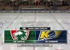 Video: Optibet hokeja līga: HK Liepāja - HK Kurbads. Spēles ieraksts