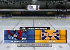 Video: Optibet hokeja līga. HK Zemgale/LLU - HS Rīga. Spēles ieraksts