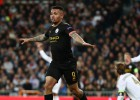 """Madrides """"Real"""" mājās sabrūk astoņās minūtēs, Ramosam kārtējais noraidījums"""
